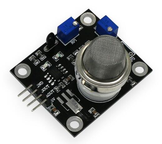 MQ137 amoníaco sensor de detección de módulo NH3 perjudiciales de detección de gas de alta sensibilidad