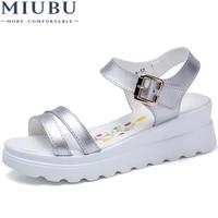 miubu fashion summer women sandals lightweight women shoes wedges sandals beach women sandals summer shoes