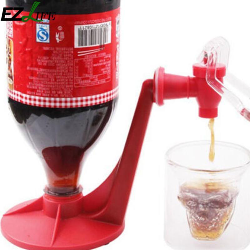 Dispensador de agua de la fuente de la bebida de la Cola Fizz Saver, máquina herramienta dispensador de bebidas, dispensador de refrescos, Bar de oficina, grifo de agua