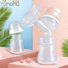 Tumama גדול יניקה חשמלית USB הנקה מתקדם אוטומטי עיסוי שד משאבות תינוק חלב בקבוקי BPA חינם