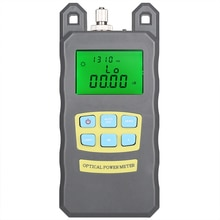 Comptyco AUA-70A optical power meter fiber tester light decay loss test send FC / SC adapter gray/orange