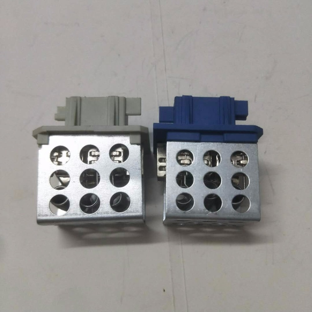 Ventilador motor fusible resistencia conveniente Peugeot 206 número de pieza 6450NX 6450EP