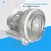 HG-1100/1500 industriële hoge druk ring blower/air blower/vacuümpomp/druk fan