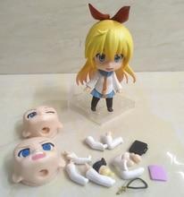 Anime Nisekoi Chitoge Kirisaki pcv figurka-Model kolekcjonerski doll toy 10cm 421 #
