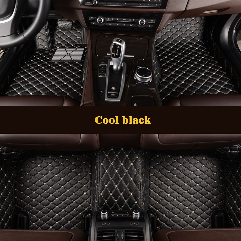 kalaisike Custom car floor mats for Haval All Models H1 H2 H3 H4 H6 H7 H5 H8 H9 M6 H2S H6coupe car styling auto accessories enlarge