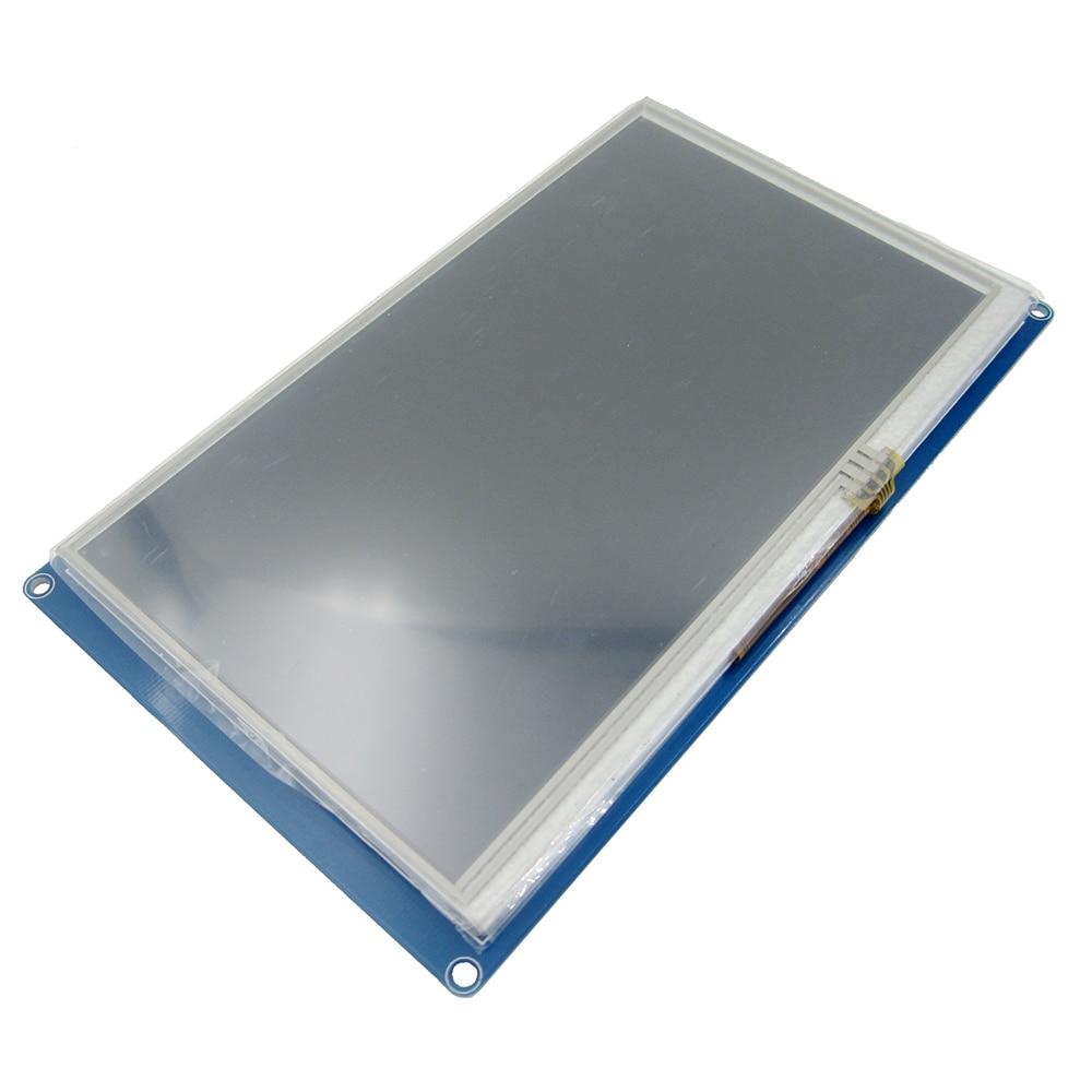 شاشة لمس TFT LCD مقاس 7 بوصات و 7.0 بوصة ، 800 × 480 SSD1963 ، وحدة تحكم بإضاءة خلفية LED لـ 51/AVR/STM32