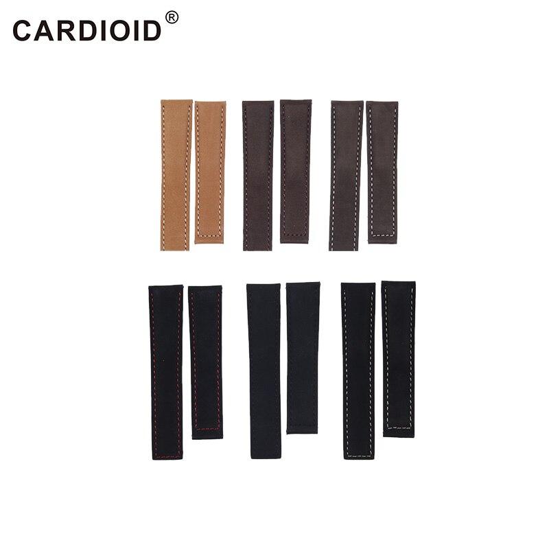 5 arten 20mm matte lederband für TAG Heuer AQUARACER GRAND CARRERA F1 MONACO Uhr Armband Armband gürtel