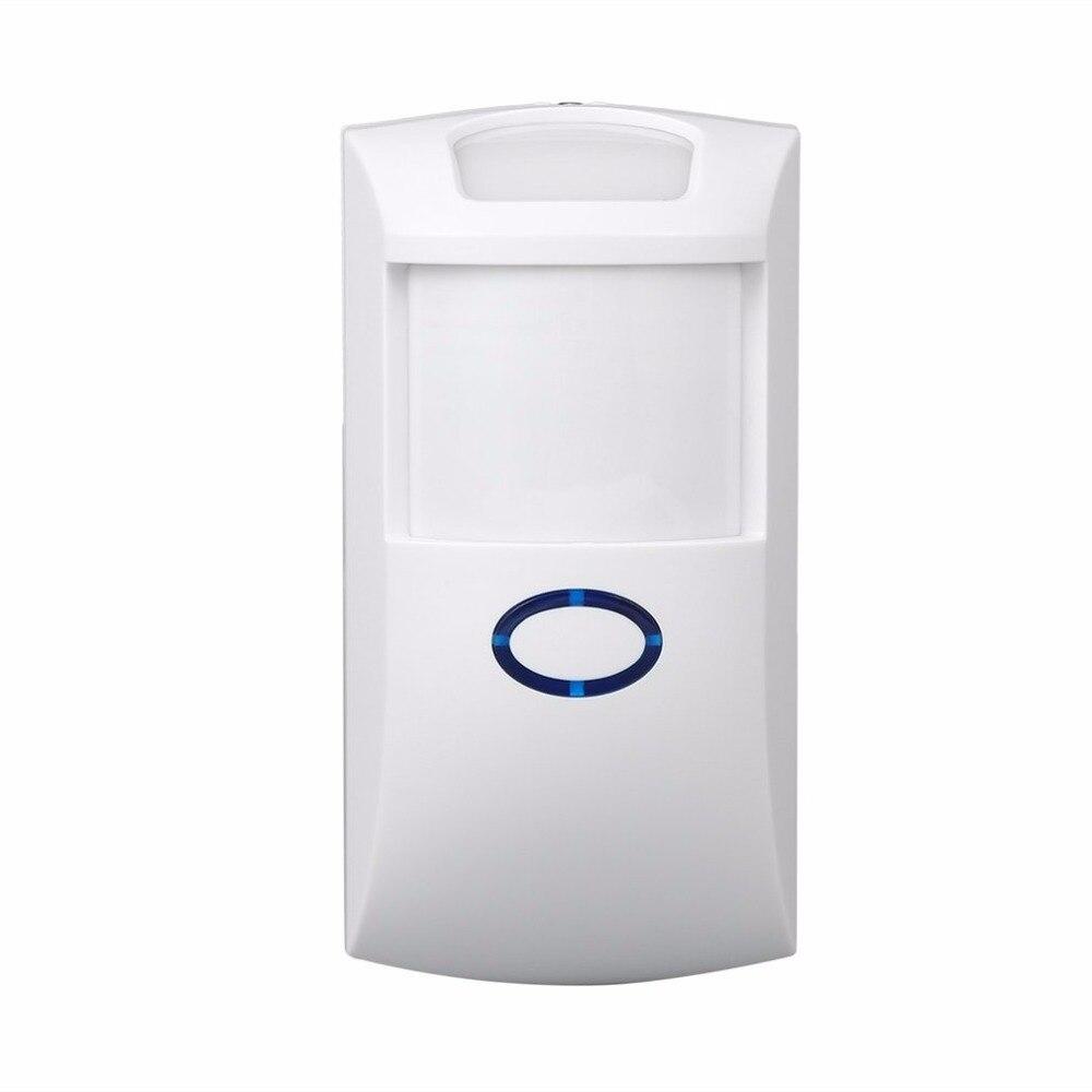 NUOVO 433 MHz 1527 Codice Wireless Pet Immune PIR Rivelatore di Movimento del Sensore Con Il Colore Bianco per la Casa di Sicurezza per il nostro g5S Sistema di Allarme