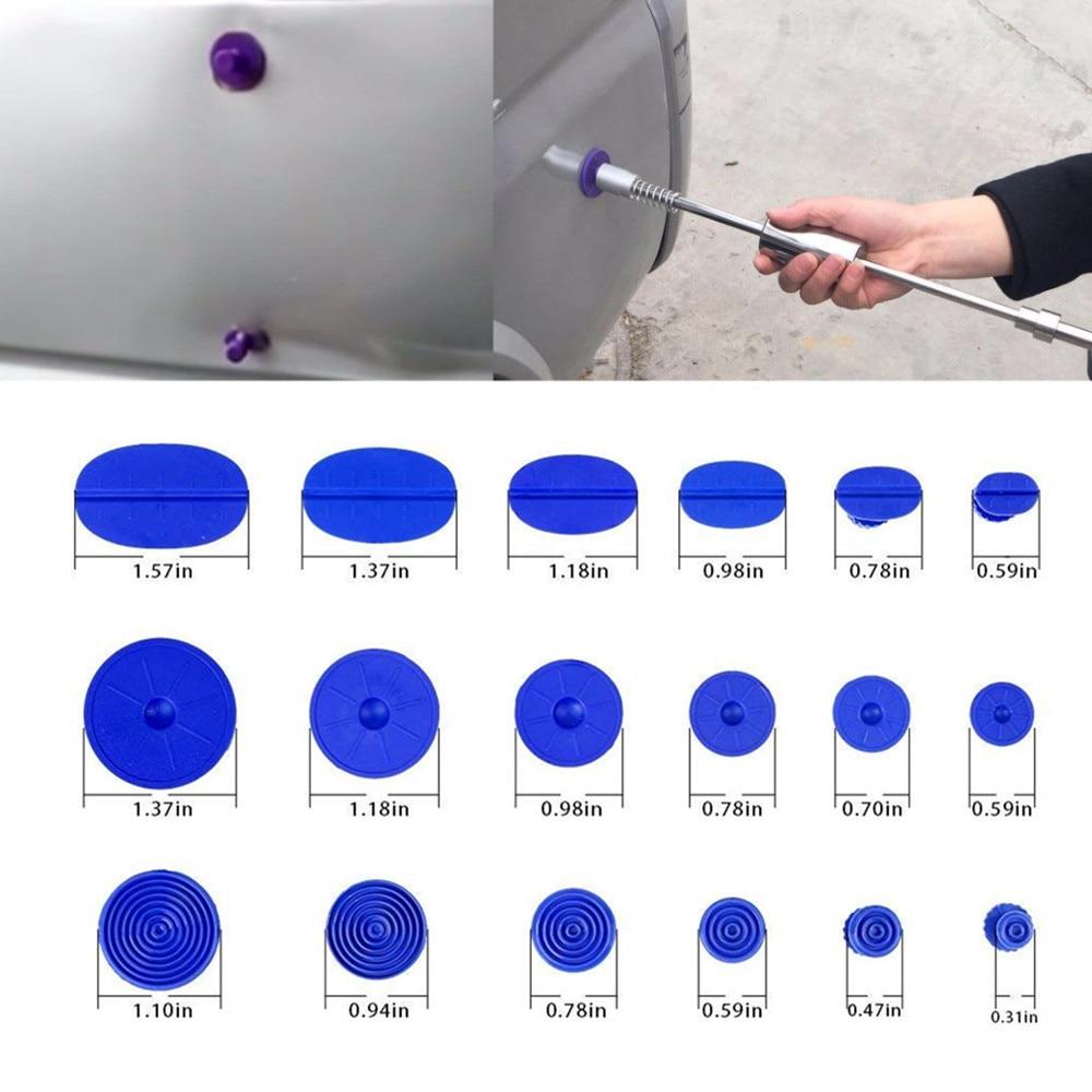 Dent Removal Paintless Dent Repair Tools Car Dent Repair Straightening Dents Instruments