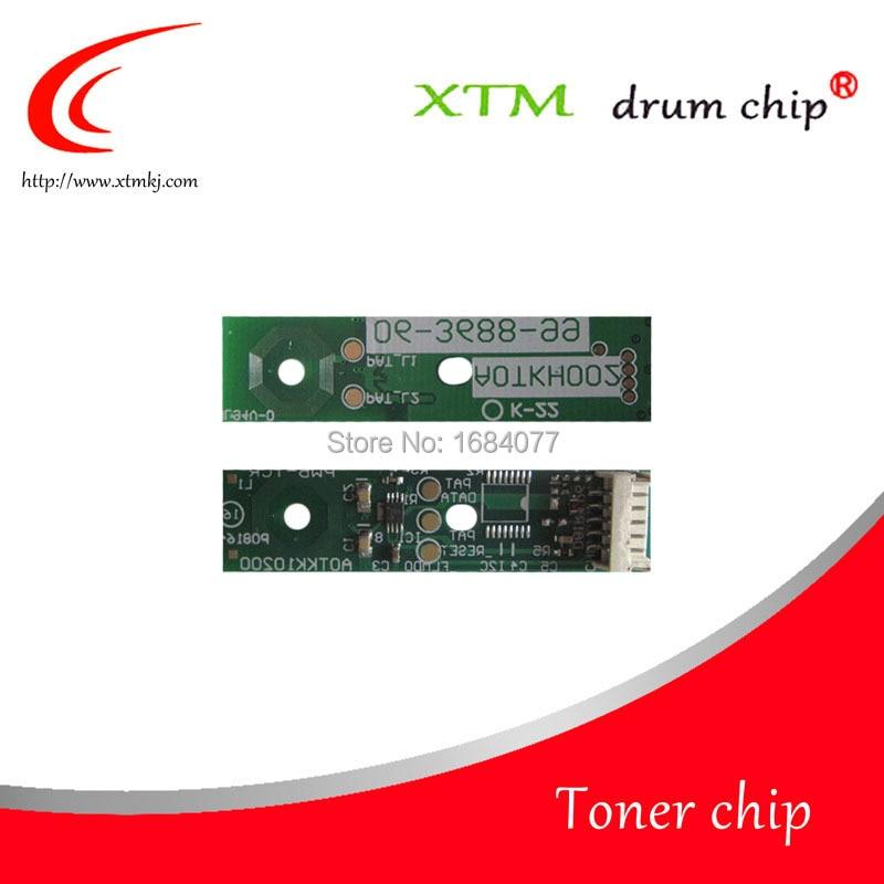 20X Compatible para Konica Minolta Color C3350 C3850 3350 tambor 3850 chip IUP-22 laserjet cuenta de color chip IUP22