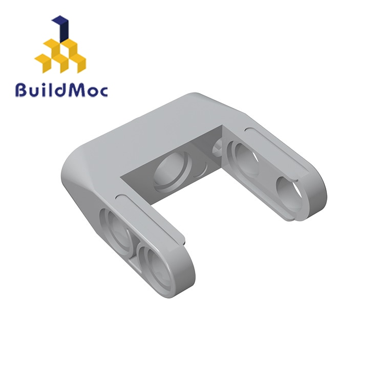 BuildMOC Compatible Assembles Particles 87408 For Building Blocks Parts DIY enlighten block bricks  Educational gift Toys