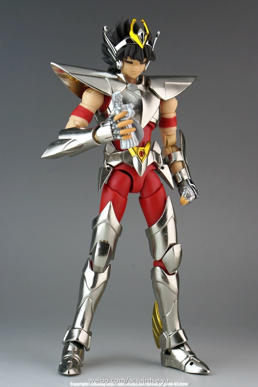 ألعاب رائعة ألعاب رائعة ألعاب مجسمة GT Saint Seiya Pegasus V3 أسطورة القماش Ex عمل الشكل المعدني A S25