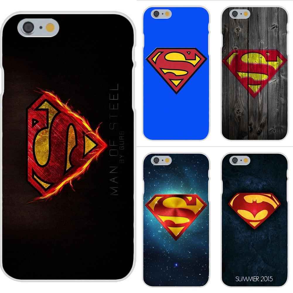 Funda para Galaxy J1 J2 J3 J330 J4 J5 J6 J7 J730 J8 2015, 2016, 2017, 2018 mini Pro Logo de Superman