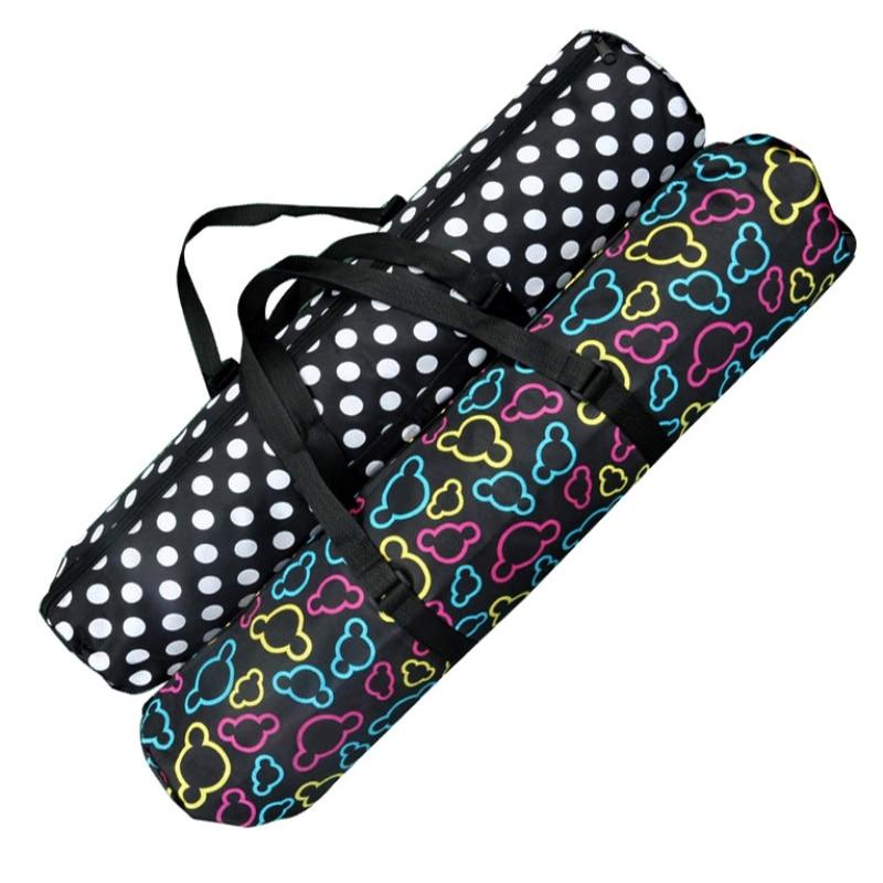 Esterilla impermeable para Yoga y Pilates para mujer, bolsa de transporte, mochila,...