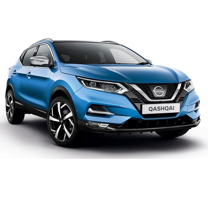 15pc Car interior led kit For Nissan QASHQAI 2019 interior light kit (have vanity mirror lamp type)