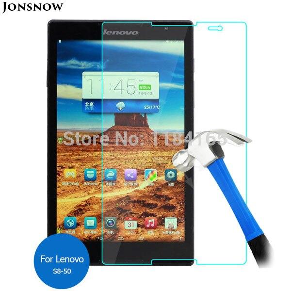 Закаленное стекло 9H для Lenovo Tab S8, S8-50, S8-50L, S8-50F, 8 дюймов, для предотвращения царапин, для планшетных ПК, ЖК-экран, защитная пленка