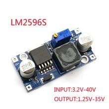 Ultra-petit module dalimentation LM2596 DC / DC BUCK 3A réglable buck module régulateur ultra LM2596S 24V commutateur 12V 5V 3V