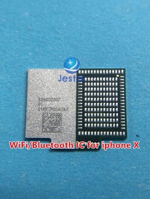 3 pçs/lote 339S00397 WLAN_RF USI WIFI/BT MÓDULO IC para o iphone 8 8P X