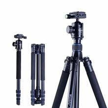 Легкий штатив Manbily AZ300 для DSLR камеры, компактный дорожный штатив, монопод с шаровой головкой, зеркальная камера, лучше, чем Q999