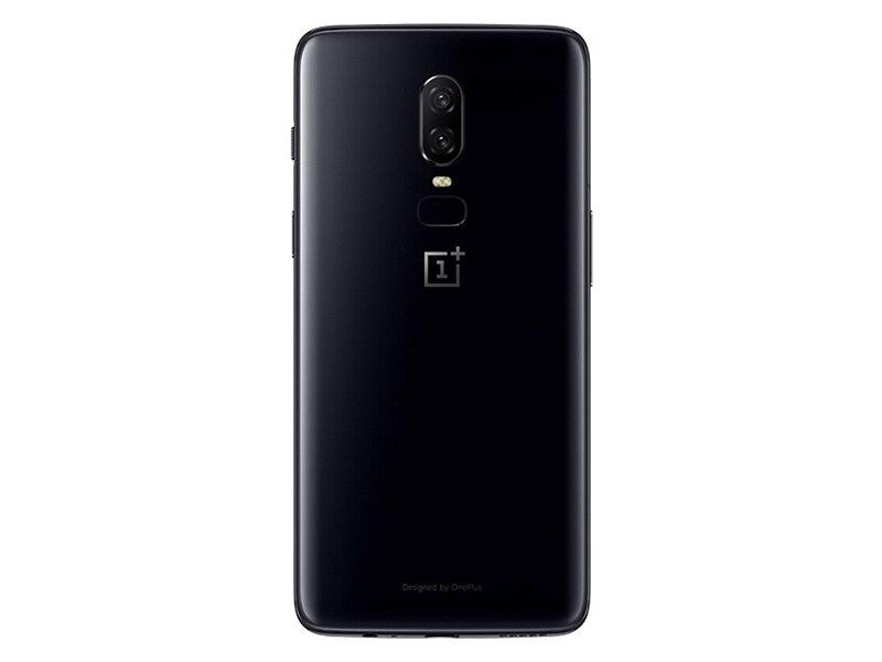 Фото1 - Oneplus 6 мобильный телефон с 5,5-дюймовым дисплеем, восьмиядерным процессором Snapdragon 6,28, ОЗУ 8 Гб, ПЗУ 128 ГБ, 2-мя слотами для sim-карт