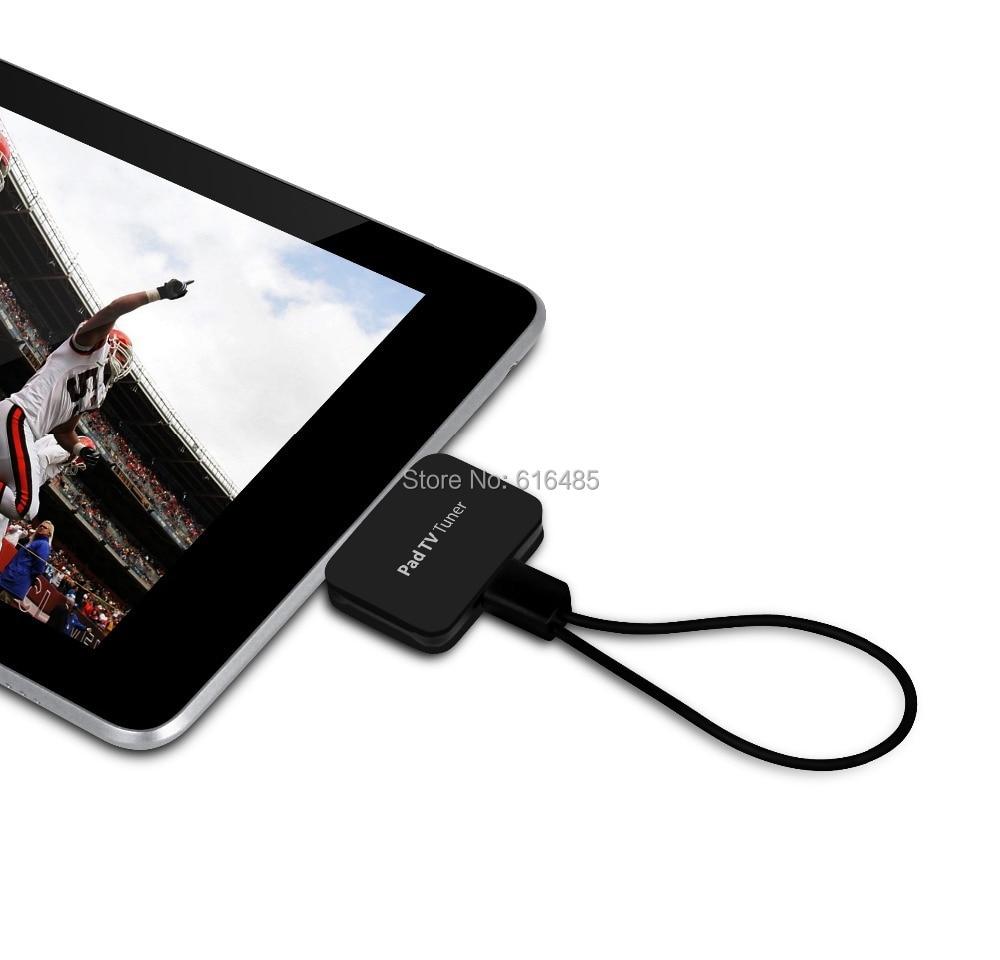 Приемник ATSC Geniatech PT681 Watch ATSC live TV на Android Phone/Pad USB TV тюнер pad TV stick для США/Кореи/Мексики