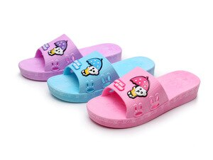 Women Slippers 2019 Summer Skidproof Casual Lady Slippers Cartoon Style Beach Slipper Women Leisure Indoor Shoes rabbit