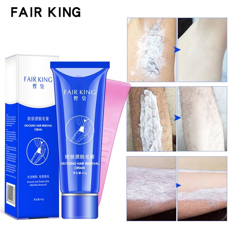 Profesional Unisex Natural planta pelo eliminación crema indoloro depilación elimina bajo el brazo, piernas pelos cuerpo cuidado suave 40g TSLM2