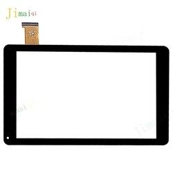 Novo Para 10.1 polegada Prestigio MultiPad PMT5011 Muze 5011 3G Sensor Tablet PC Peças de Reposição Painel Digitador Da Tela de Toque