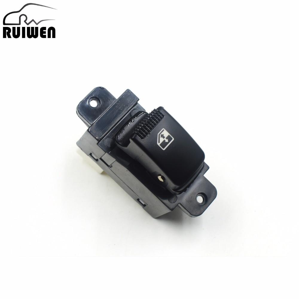 Interruptor de ventanilla eléctrica del pasajero botón para Hyundai Elantra Sonata Kia Optima Rio Sedona Spectra 2001, 2002, 2003, 2004, 2005, 2006