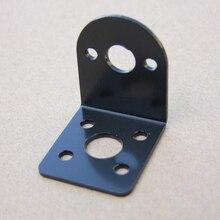 Hobby370 dc 모터 브래킷 브래킷 마운트 업그레이드 된 부품에 대 한 1 pcs 25mm dc 기어 헤드 마운트