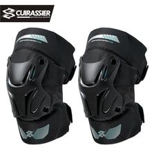 Cuirassier kneepads 오토바이 팔꿈치 보호대 모토 크로스 라이딩 팔꿈치 패드 오토바이 무릎 보호대 키트 오토바이 장비
