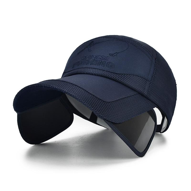 Летняя Солнцезащитная шляпа для мужчин, Панама, женская шляпа Boonie с широкими полями, УФ-защита, Мужская сетчатая дышащая рыболовная пляжная шляпа bone gorras