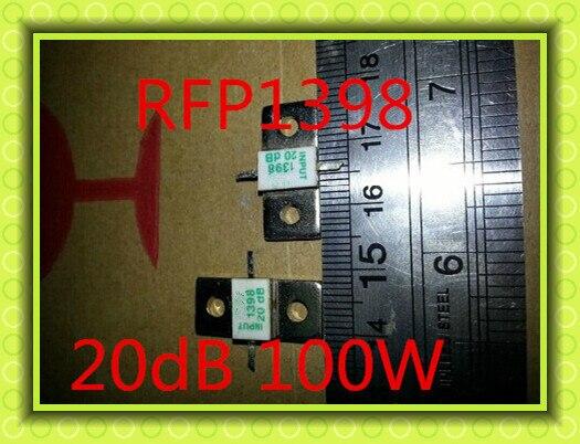 Resistência do atenuador de potência rfp1398 20db 100w