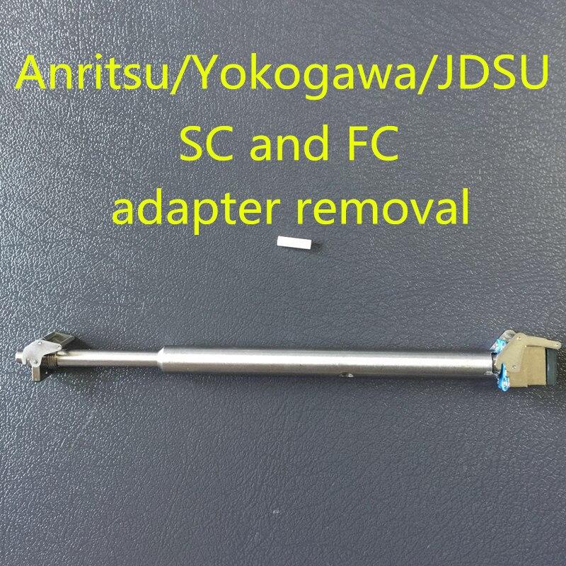 Anritsu/Yokogawa/JDSU оптический времени домен рефлектометр отдр удаление/сменная деталь из керамики инструмент для картриджа для SC и FC адаптеры