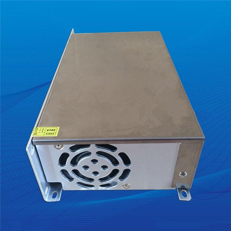 120 v 8a 1000 vatios AC/DC fuente de alimentación conmutada 1000 w 120 voltios 8 amp interruptor transformador adaptador de energía industrial