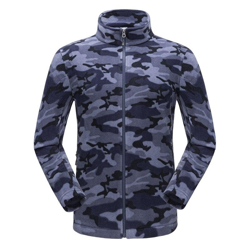 Камуфляжные куртки Tectop для мужчин, уличные спортивные весенне-осенние походные кемпинговые ветрозащитные антистатические теплые флисовые куртки Polartec
