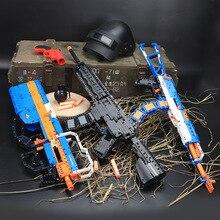 98k sniper fusil technologie blocs de construction jouets enfants assembler garçon modèle cadeau AK47 simulation blocs de construction jouets
