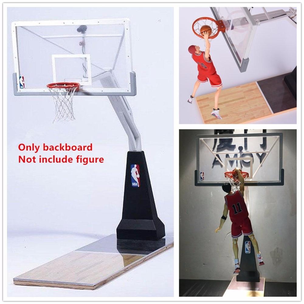 McFARLANE TOYS Basketball Backboard for 6 inch action figure model N039