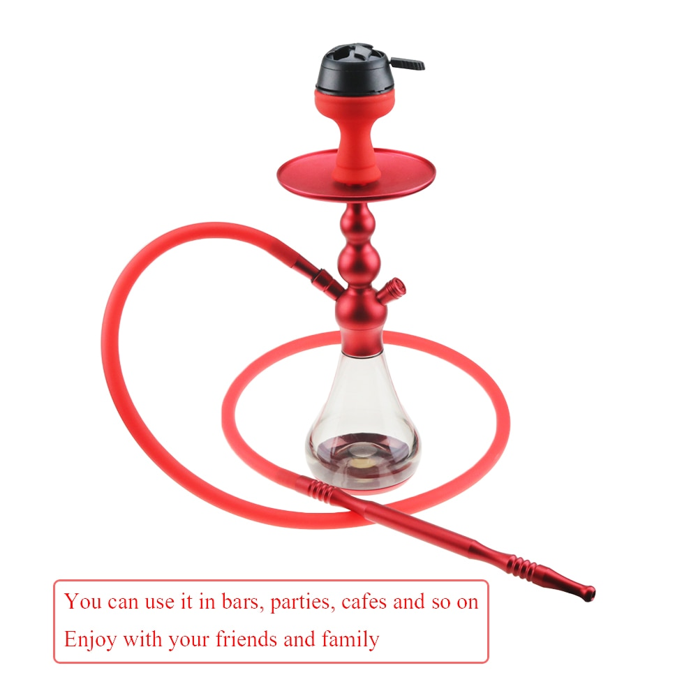 SY 1.5M FAD Silicone Shisha Hookah Hose + Zinc Alloy Hookah Handle Set For Shisha Chicha Narguile Hookah Bowl Accessories enlarge