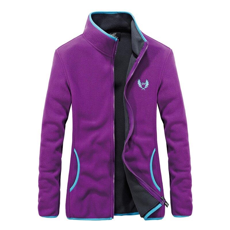 Мягкая оболочка спортивное пальто для женщин 2018 новые флисовые куртки для бега ветрозащитная теплая верхняя одежда для тренировок Женская ...