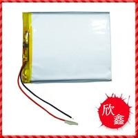 557390 3.7V Tablet PC battery 3500mha 3.7V battery rechargeable battery