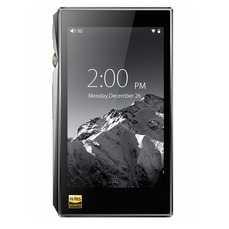 Fiio X5III X5 3nd Gen Android MP3 HIFI без потерь Музыкальный плеер сбалансированный выход Bluetooth аудио AK4490 DSD 32G DAC WIFI APTX