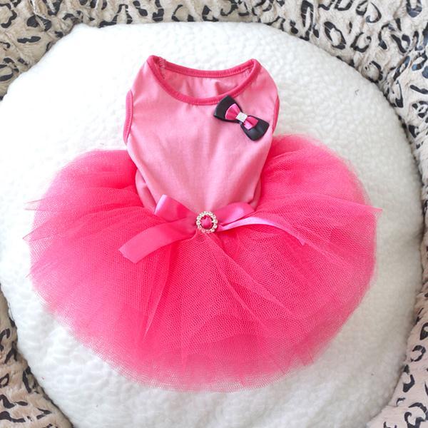 Милое Платье-пачка с собачкой, кружевная юбка, платье принцессы с котом, одежда для 9 видов стилей, AA, XS-L