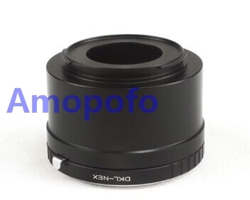 Адаптер Amopofo DKL-NEX, объектив Voigtlander Retina DKL для NEX-F3, NEX-N3, NEX3, NEX5, NEX6 NEX7 NEX-5C NEX-5N NEX-5R A6000