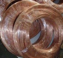 1 pcs yt1310b 직경 1.5mm t2 구리 구리 와이어 무료 배송 구리 라인 손실 1.0 미터에서 판매