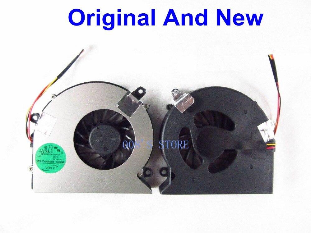 Новый вентилятор охлаждения для ноутбука Acer 5520 5520G 5710 5710G 5710Z 5710ZG 5715 5715Z 5720 5720G 5720Z 5720ZG AB7805HX-EB3 XT 0.40A