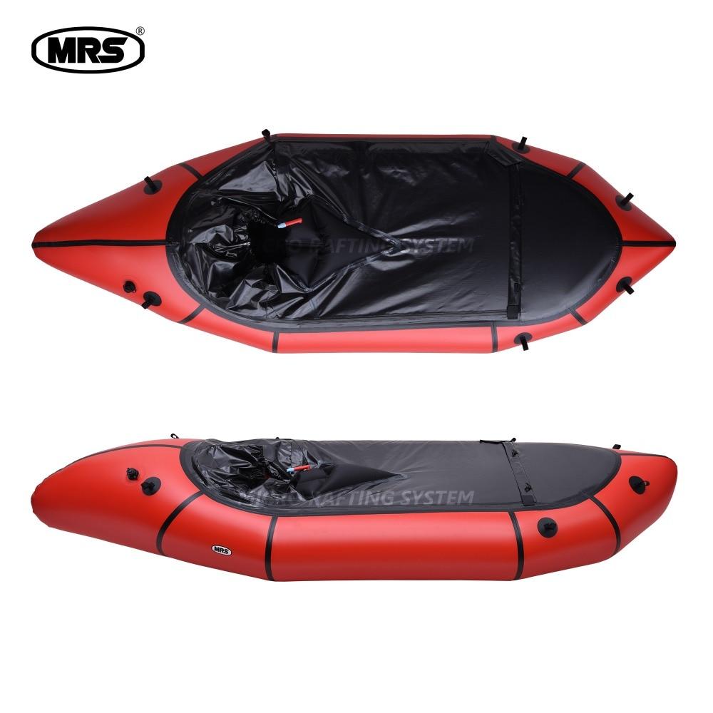 [MRS] [Microraft] Micro sistemas de rafting red inflable packraft Kayak barco ultraligero barco pesca senderismo drfting