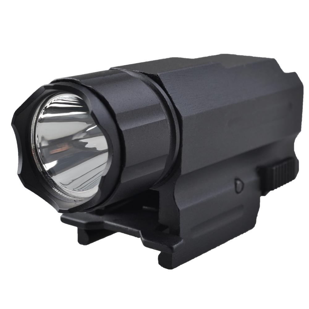 Singfire SF-P08 cree XP-E r5 led tactical pistola lanterna-preto (1 x cr123)