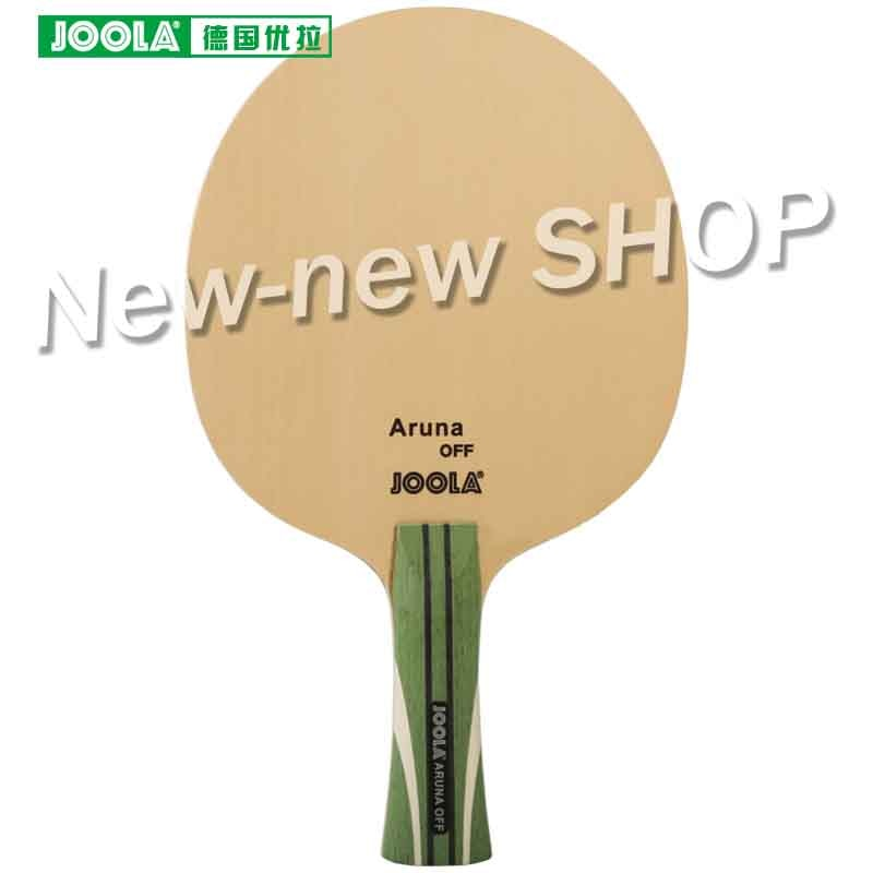 Joola Aruna OFF (7 plis, HINOKI, carbone, lame daruna Quadri) raquette de Tennis de Table raquette de Ping-Pong