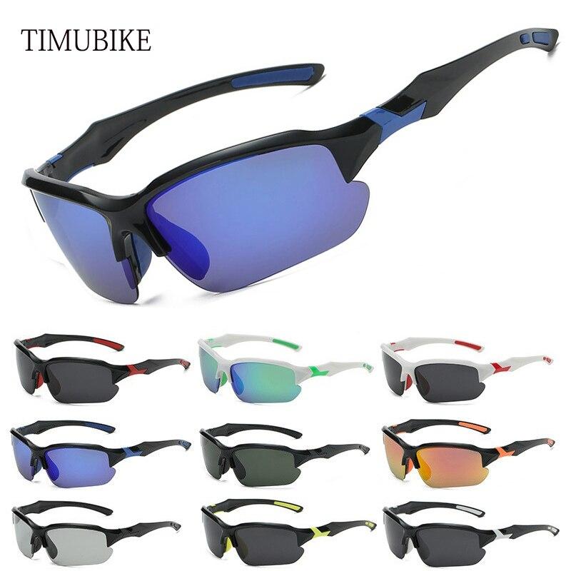 Солнечные очки для велоспорта, фотохромные поляризованные велосипедные очки, цельные носоупоры